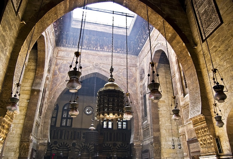 Stay in Old Cairo