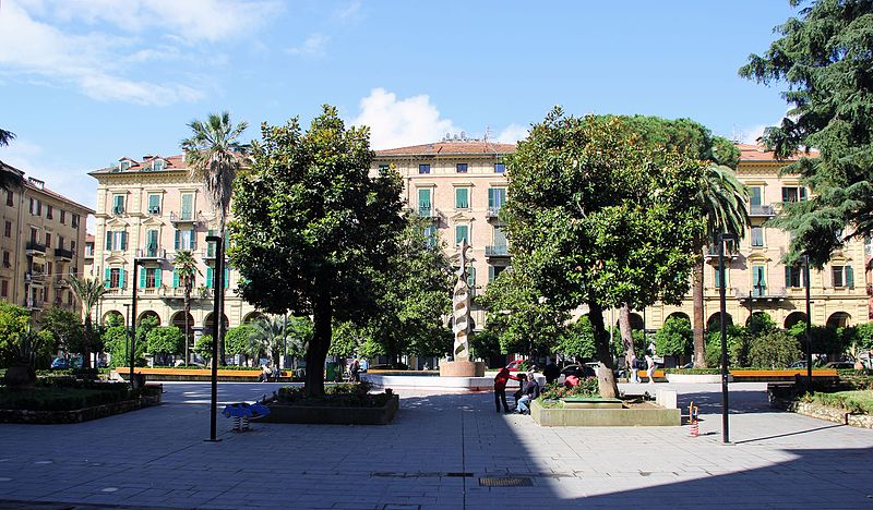 Umberto I, best area to stay in La Spezia