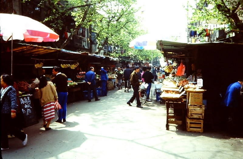 Xuhui, best area to stay in Shanghai