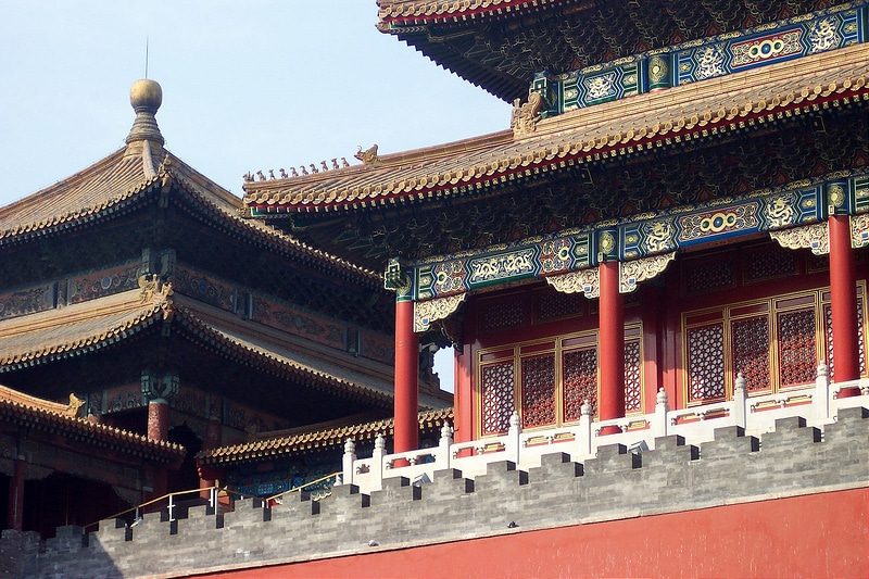 Dongcheng, best area to stay in Beijing