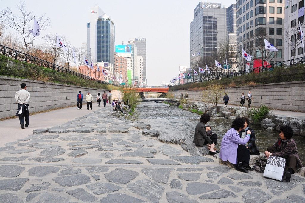 Jung-Gu, best area to stay in Seoul