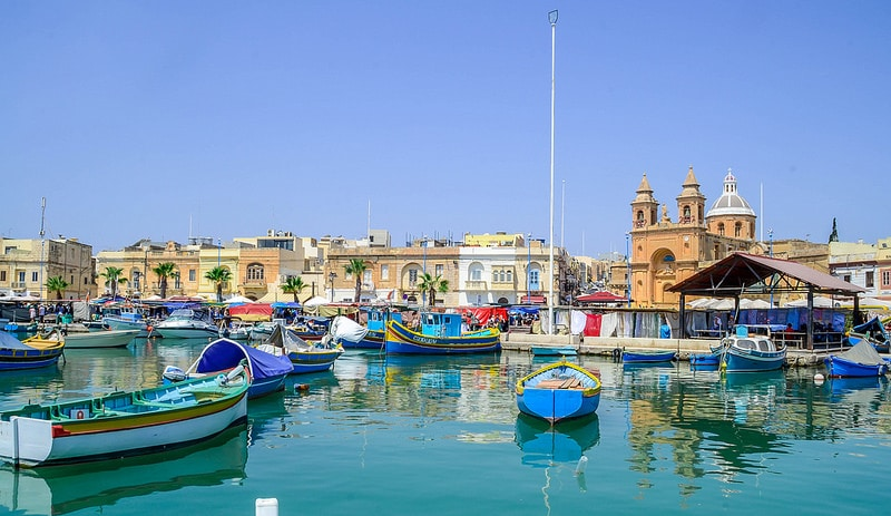 Stay in Southern Malta