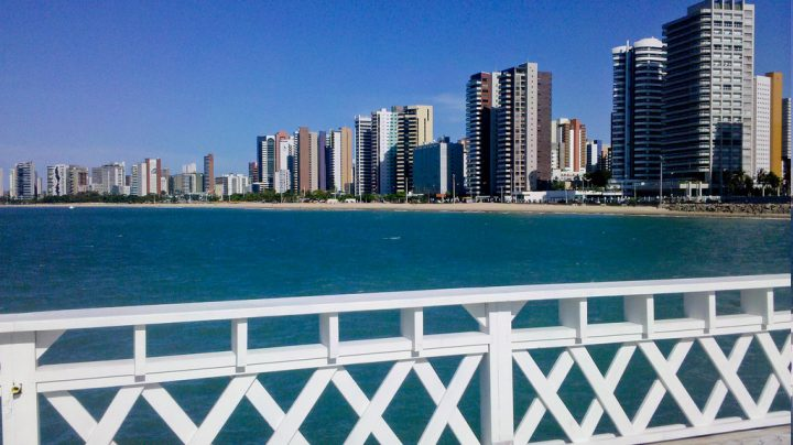 The best areas to stay in Fortaleza