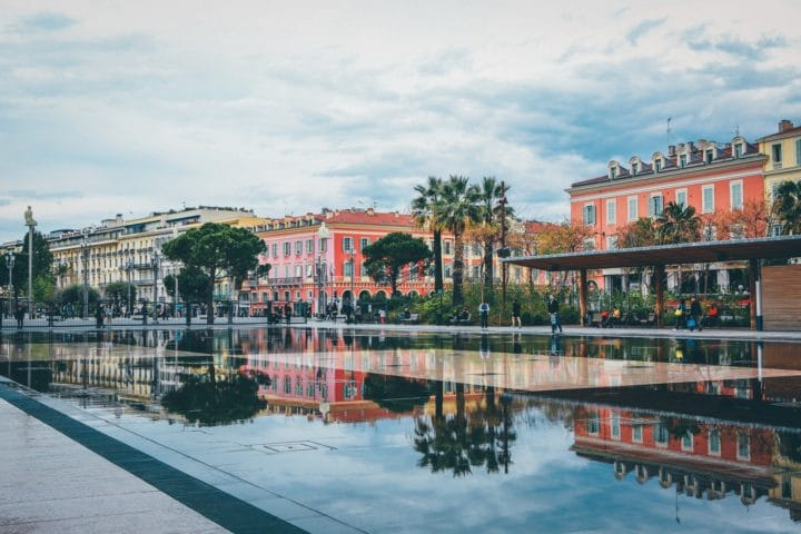 The best areas to stay in Nice