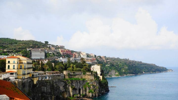 The best areas to stay in Sorrento