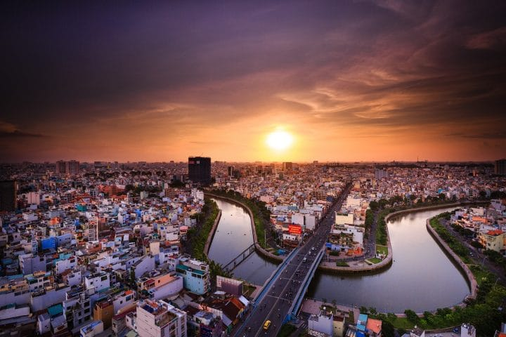 The best areas to stay in Ho Chi Minh City