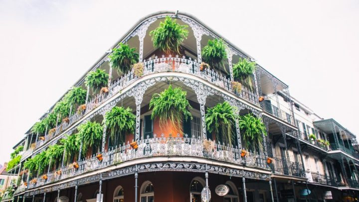The best area to stay in New Orleans