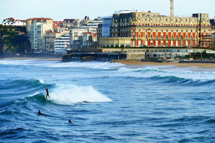 The best areas to stay in Biarritz