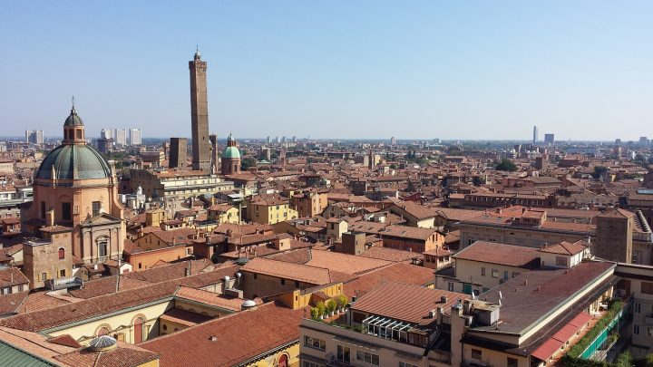 The best areas to stay in Bologna