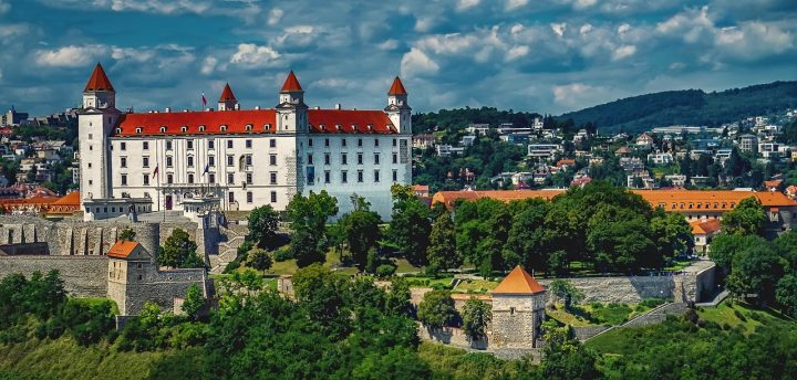 The best areas to stay in Bratislava