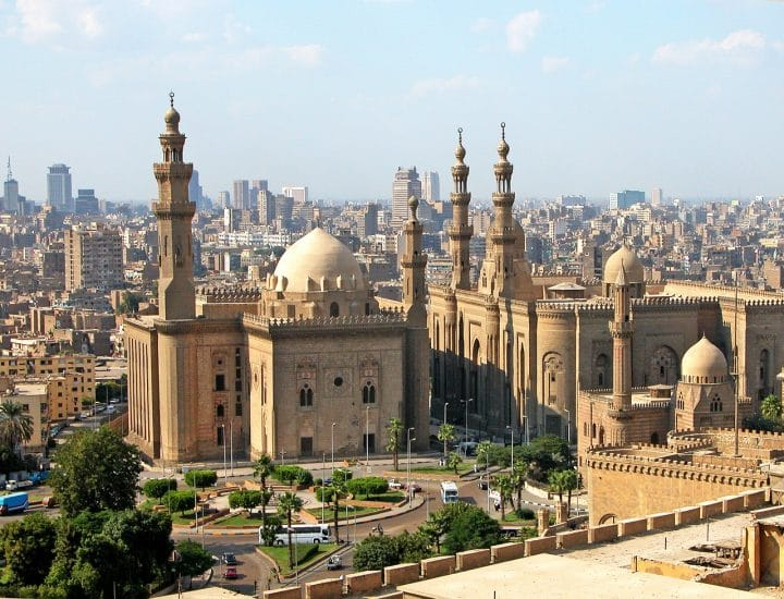 The best areas to stay in Cairo