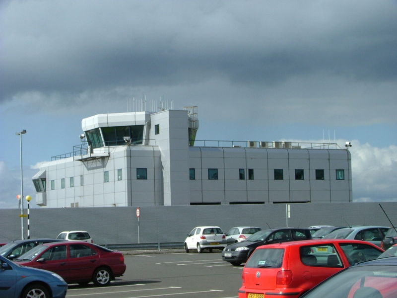 Find a parking lot at Belfast Airport