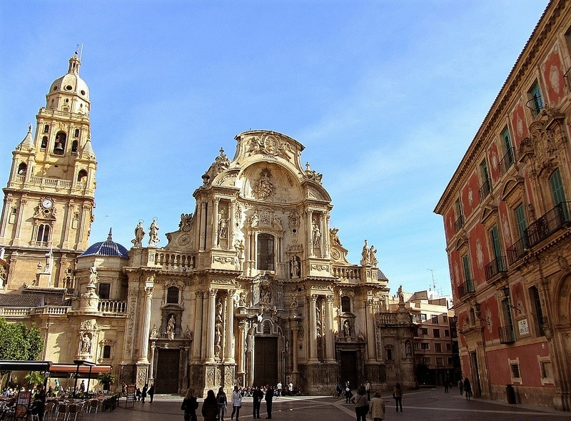 Stay in Catedral, Murcia