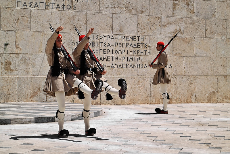Visit Syntagma Square, Athens
