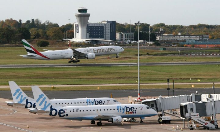 Finding cheap parking at Birmingham Airport