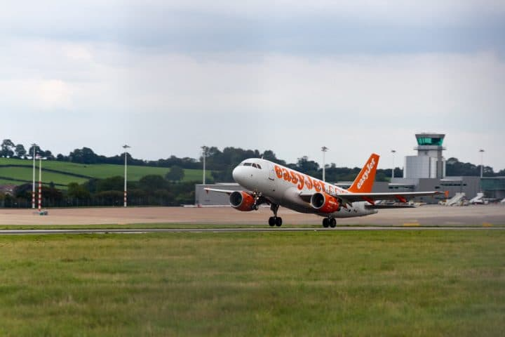 Finding cheap parking at Bristol Airport