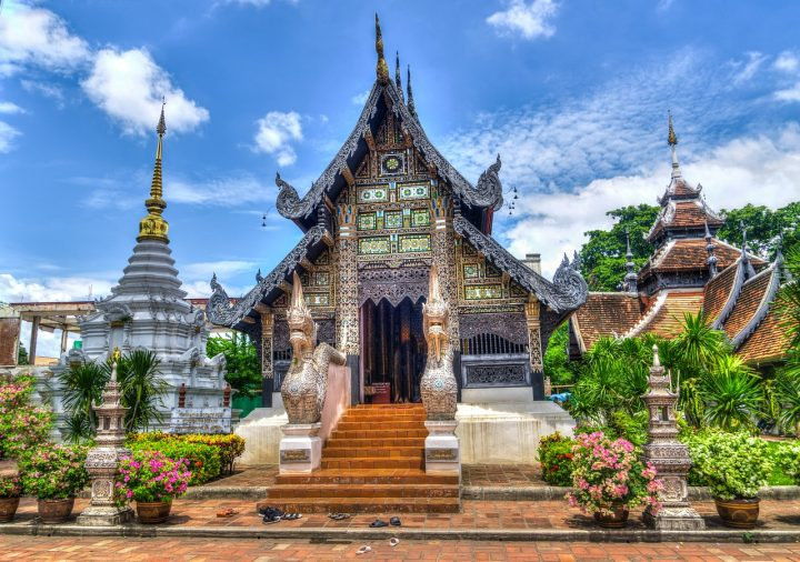 The best areas to stay in Chiang Mai