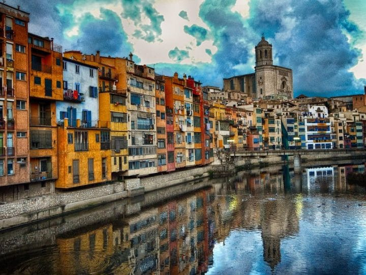The best areas to stay in Girona