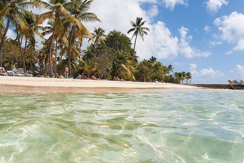 Stay in Basse Terre, Guadeloupe
