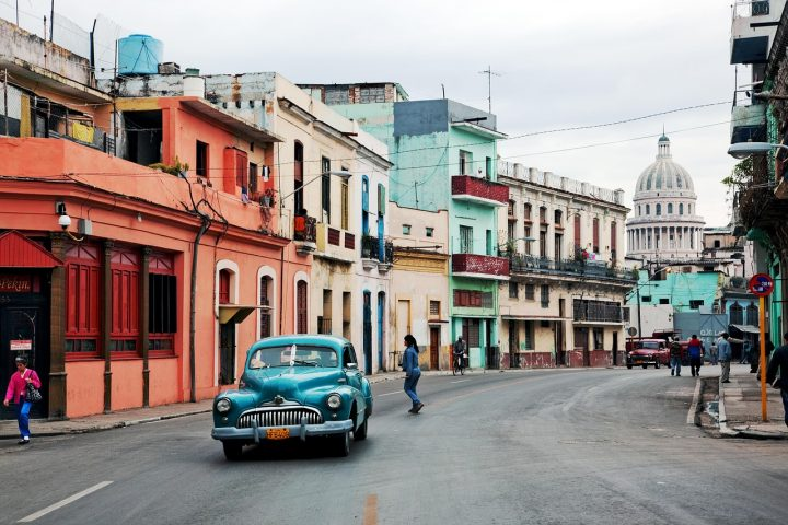 The best area to stay in Havana