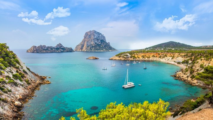 The best areas to stay in Ibiza