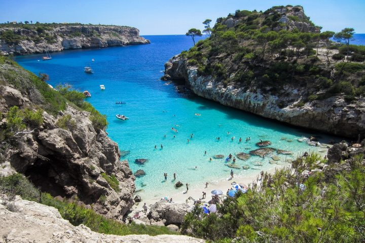 The best areas to stay in Mallorca