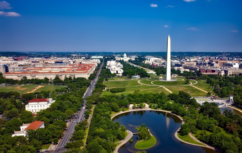 Stay near the National Mall