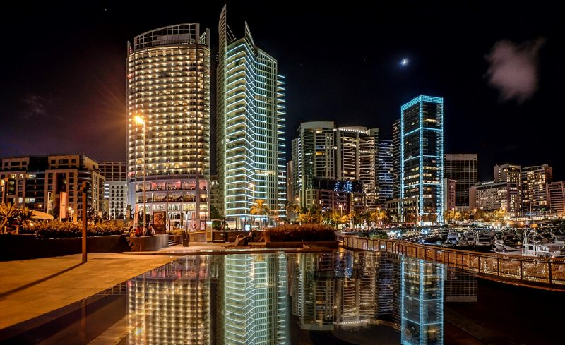 Stay in East Beirut