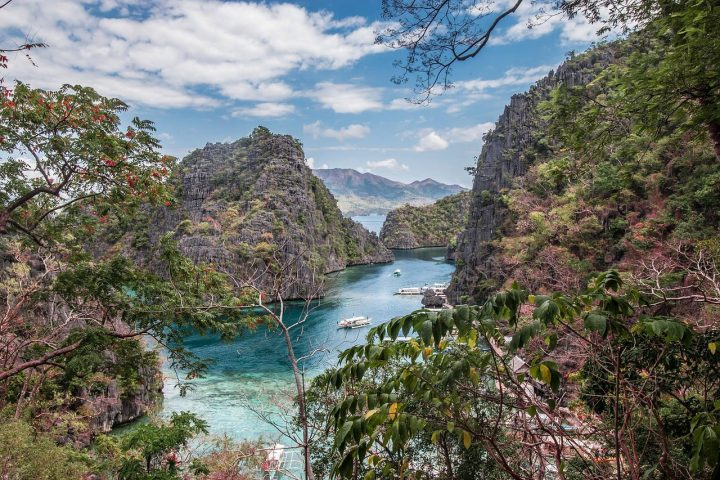 The best areas to stay in Palawan