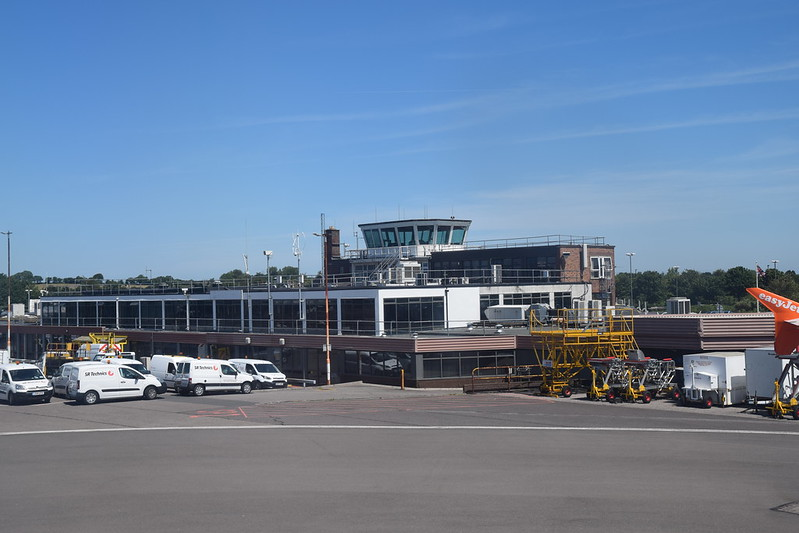Find a parking at Bristol Airport