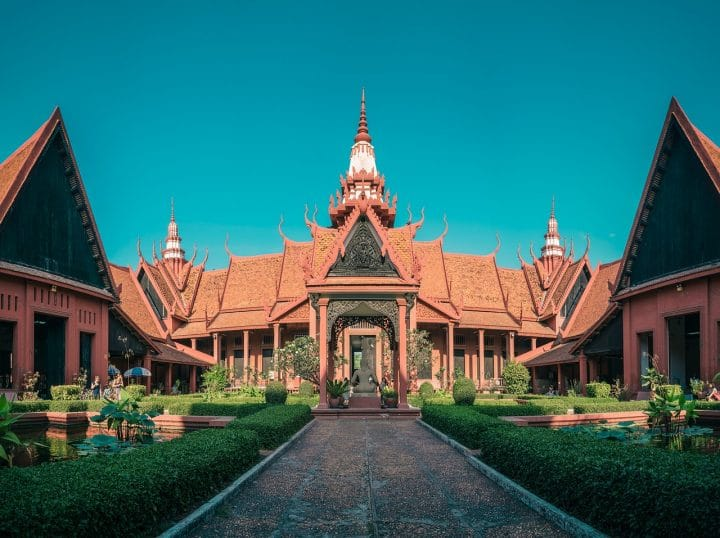 The best areas to stay in Phnom Penh