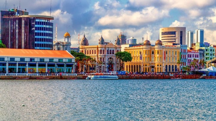 The best area to stay in Recife