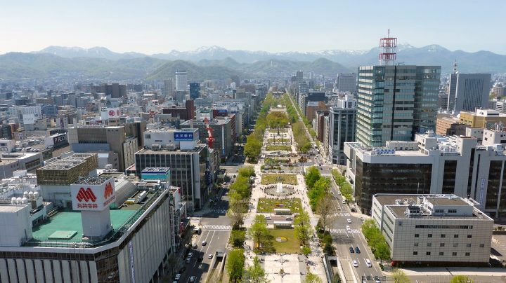The best areas to stay in Sapporo