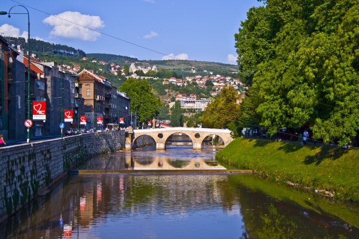 The best areas to stay in Sarajevo