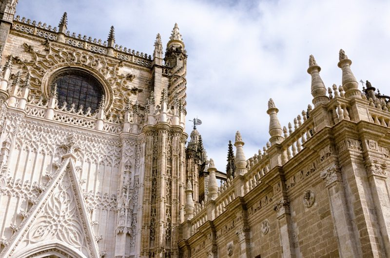 Visit the Catedral, Seville