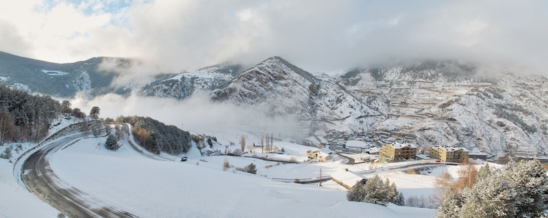 Stay in Canillo, Andorra