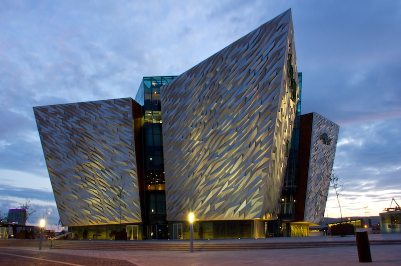 Stay in the Titanic Quarter, Belfast