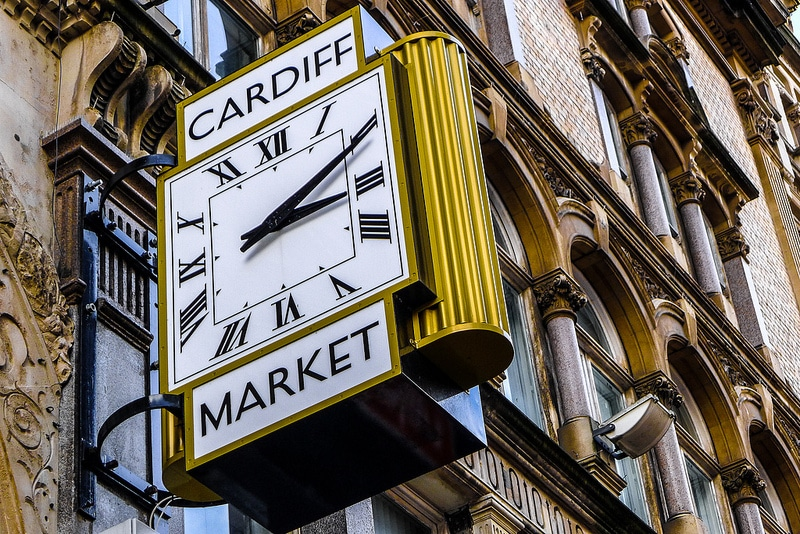 Stay in the Center of Cardiff