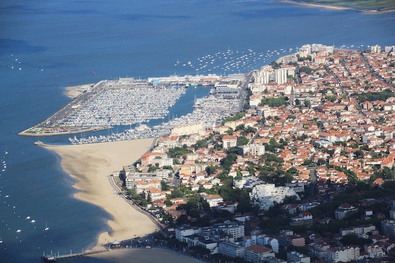 Stay in Arcachon
