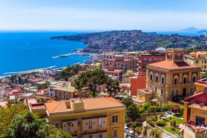 The best areas to stay in Naples