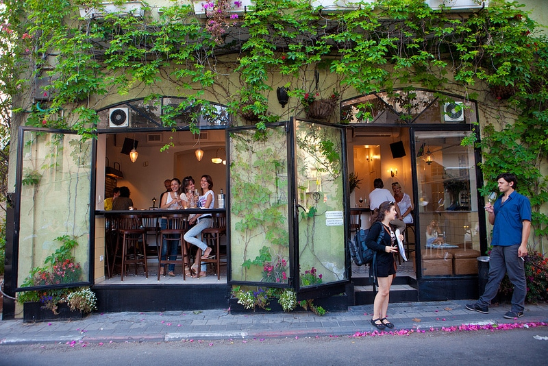 Stay in Neve Tsedek, Tel Aviv