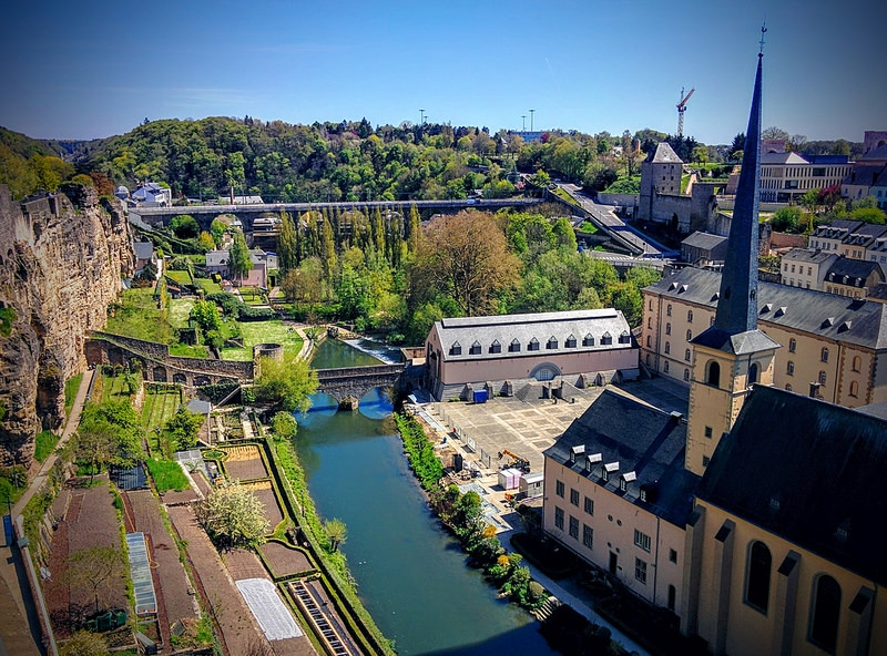 Stay in Rives Clausen, Luxembourg