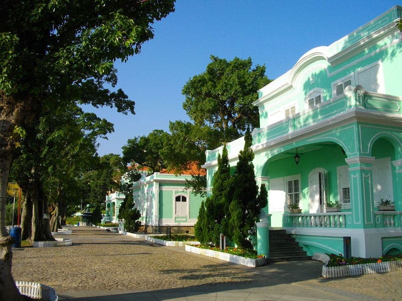 Stay in Taipa, Macao