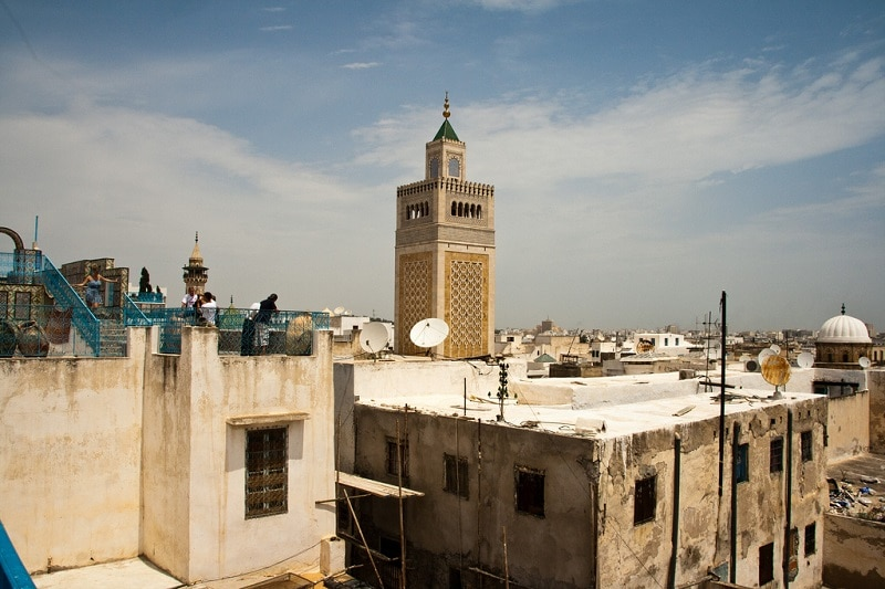 Stay in the Medina, Tunis