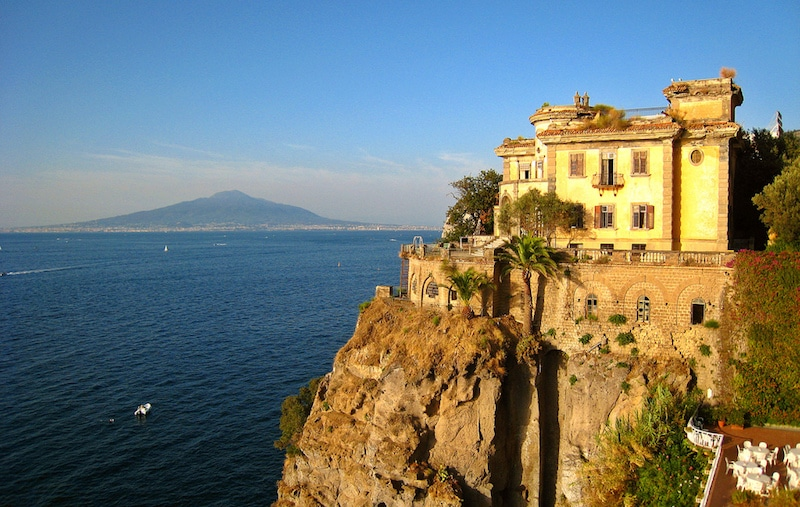 Stay in Sant'Agnello, Sorento