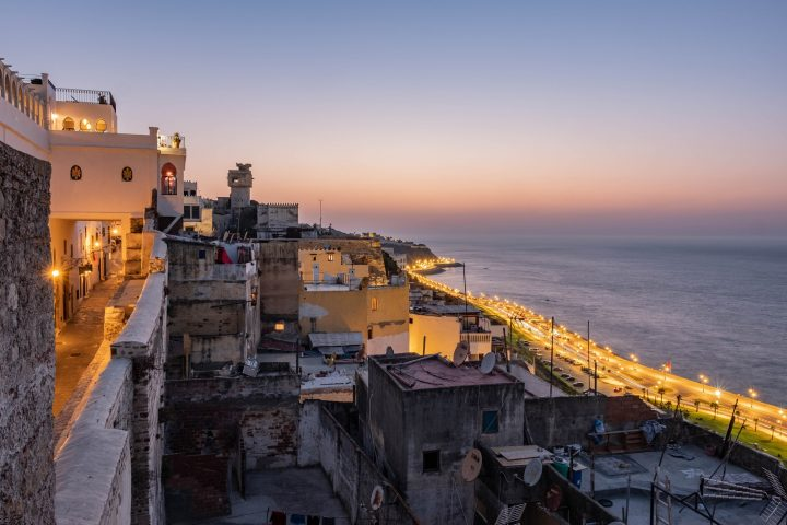 The best area to stay in Tangier