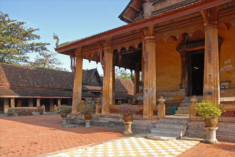 Stay in the Center of Vientiane