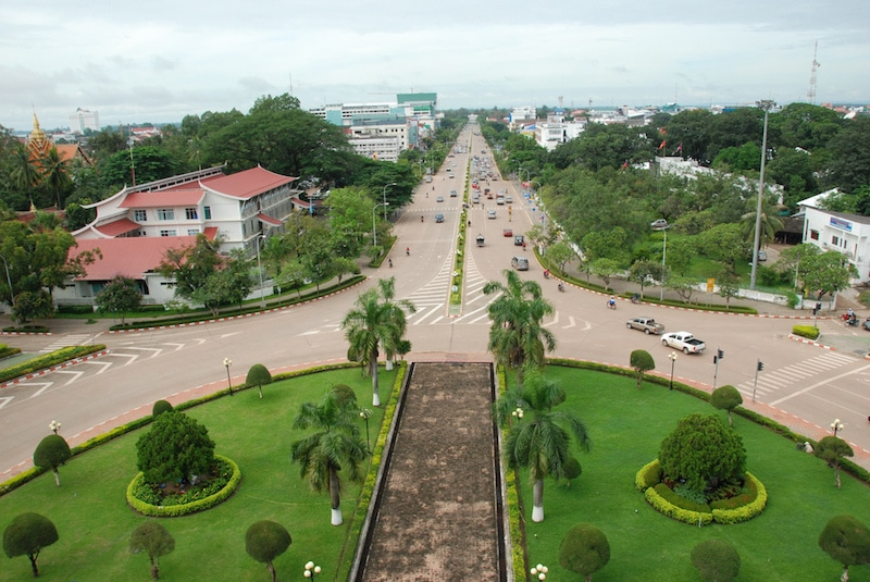 Stay in Lane Xang, Vientiane