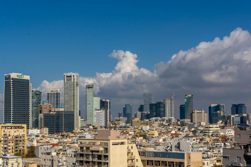 Stay in Downtown Tel Aviv