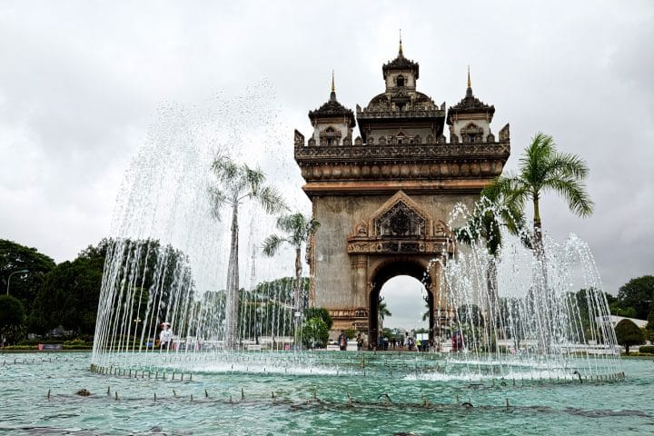 The best areas to stay in Vientiane